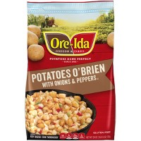 Ore-Ida Potatoes O'Brien with Frozen Onions and Peppers - 28oz