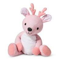 Plush Deer Stuffed Animal - Cloud Island™ Pink