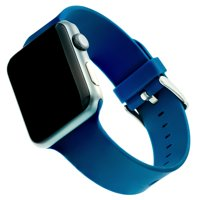 Silicone Band for 42 & 44MM Apple Watch® -Blue
