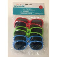 Way to Celebrate novelty,novelty glasses boy,6-Pack