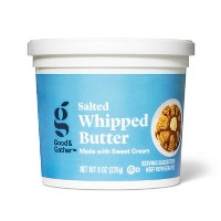 Salted Whipped Butter - 8oz - Good & Gather™