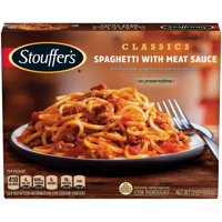 STOUFFER'S Spaghetti with Meat Sauce, Frozen Meal