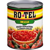 Ro-Tel Mild Diced Tomatoes And Green Chilies