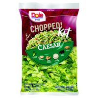 Dole Salad Kit, Chopped, Caesar