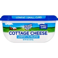 Dean's Small Curd Cottage Cheese - 1 lb