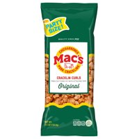 Mac's Original Party Size Pork Cracklin Curls, 5.5 Oz.