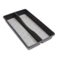 Rubbermaid, Gadget Tray with No Slip Grip, Gray