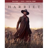 Harriet (Blu-ray + DVD + Digital Copy)