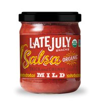 Late July Organic Thick & Chunky Salsa Mild
