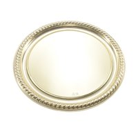 Way To Celebrate Gold Platter, 16-inch