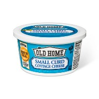 Old Home Small Curd Cottage Cheese - 12oz