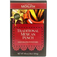 La Monjita Mexican Fruit Punch, 3 lb