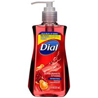 Dial Liquid Hand Soap Pomegranate & Tangerine Antibacterial with Moisturizer Hand Soap