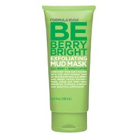Formula 10.0.6 Be Berry Bright Exfoliating Mud Face Mask - 100ml