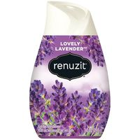 Renuzit Air Freshener Lovely Lavender Gel, Bottle