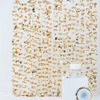 Ginger Ray Gold Photo Booth Backdrop Pick And Mix
