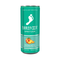 Barefoot Moscato Refresh Cocktail, 250 mL Can