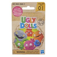 UglyDolls Lotsa Ugly Mini Figures Series 1, 4 Accessories