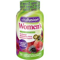 VitaFusion Women's Supercharged Multi Dietary Supplement Gummies