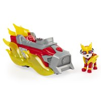 PAW Patrol, Mighty Pups Charged up Marshall's Deluxe Vehicle with Lights and Sounds