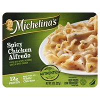 Michelina's Spicy Chicken Alfredo 8 oz. Tray