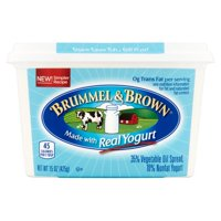 Brummel & Brown Buttery Spread with Real Yogurt, 15 oz