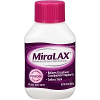 MiraLax Laxative Powder 14 Days - 8.3oz