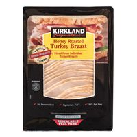 Kirkland Signature Antibiotic Free Honey Roasted Sliced Turkey Breast
