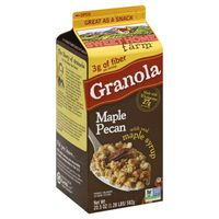 Sweet Home Farm Maple Pecan with Real Maple Syrup Granola