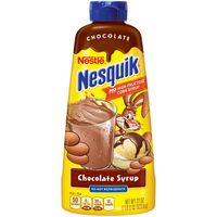 Nestle Nesquik Chocolate NESQUIK Chocolate Syrup