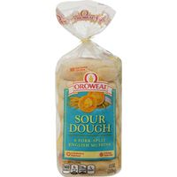 Brownberry/Arnold/Oroweat Sour Dough English Muffins