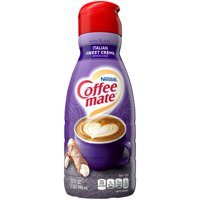 COFFEE MATE Italian Sweet Creme Liquid Coffee Creamer 32 fl. oz. Bottle 32 fl oz.