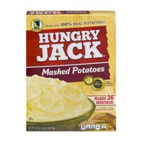 Hungry Jack Naturally Flavored Mashed Potatoes 26.7 Ounce