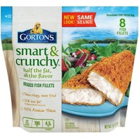 Gorton's Smart & Crunchy Fish Fillets - 15.2oz
