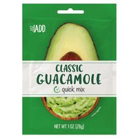 Just ADD Quick Mix, Classic Guacamole