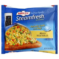 Pinnacle Foods Birds Eye Steamfresh Selects Mixed Vegetables, 10 oz