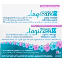 Lagicam 3-Day Yeast Infection Treatment - 0.9oz