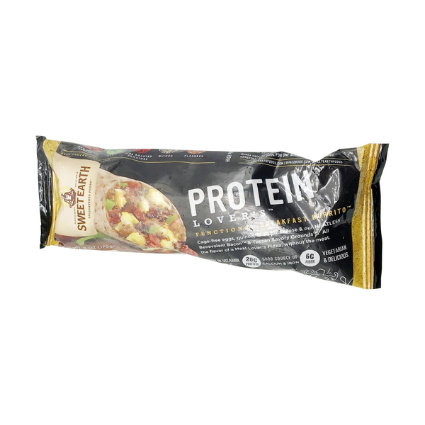 Sweet earth natural foods Protein Lover's Functional Breakfast Burrito, 6 oz