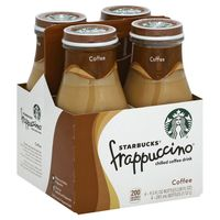 Starbucks Frappuccino Coffee Drink, Chilled, Coffee