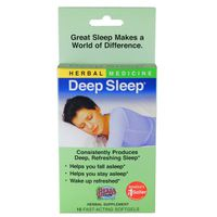 Herbs Etc. Deep Sleep Sleep Support Dietary Supplement