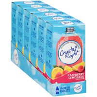 Crystal Light On-The-Go Raspberry Lemonade Drink Mix