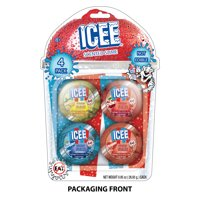 Celebrations 4 Pack Icee Slime Party Favors