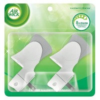 Air Wick Scented Oil Air Freshener Warmer - 2ct