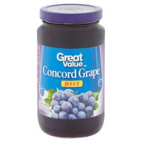 Great Value Concord Grape Jelly, 18 oz