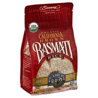 Lundberg Family Farms Organic California Brown Basmati Rice