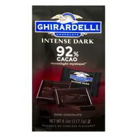 Ghirardelli Chocolate Intense Dark Dark Chocolate 90% Cacao