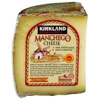 Kirkland Signature Spanish 6-month Aged Manchego Cheese, per pound
