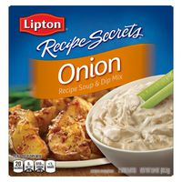 Lipton Soup And Dip Mix Onion Flavor