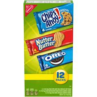 Nabisco Snack Pack Variety Cookies Mix