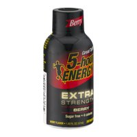 5-Hour Energy Extra Strength Energy Shot, Berry, 1.93 Fl Oz, 1 Ct